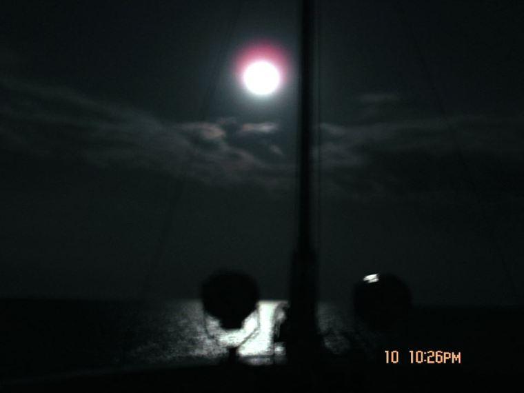 Black Sea Moon