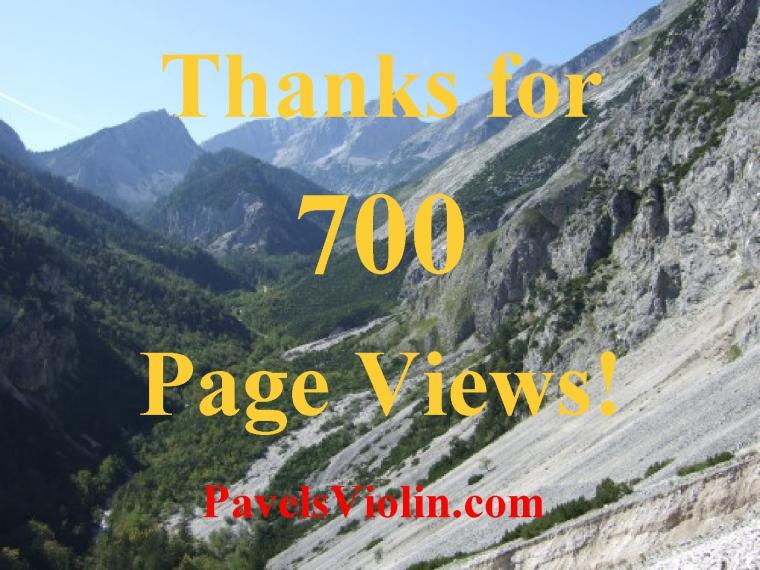 700 Views